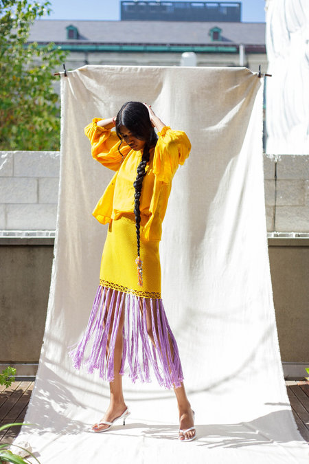 Abacaxi Nasrin Skirt