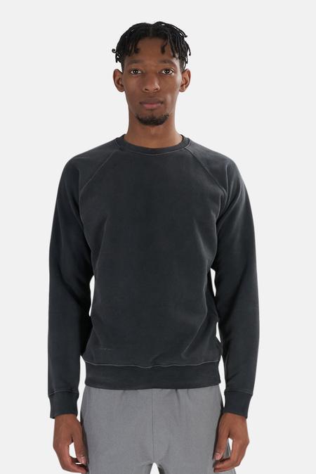 RE/DONE 50s Crew Sweatshirt Sweater - Vintage Black