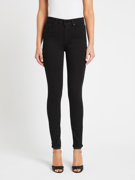 Paige Margot Ultra Skinny Jean - Black
