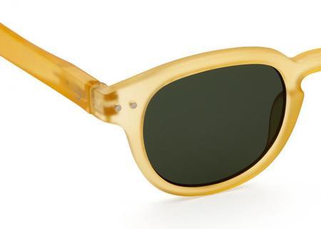 Izipizi Sunglasses Soft Green Lenses - Yellow Honey