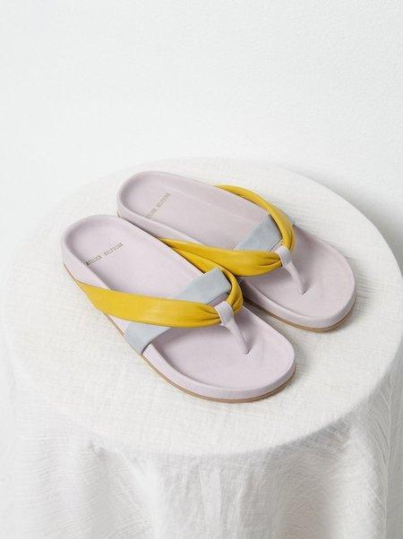 Atelier Delphine Zori Sandal - Pasteles