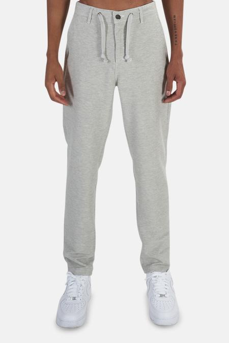 Blue&Cream x Kinetix Travel Pants - Light Grey