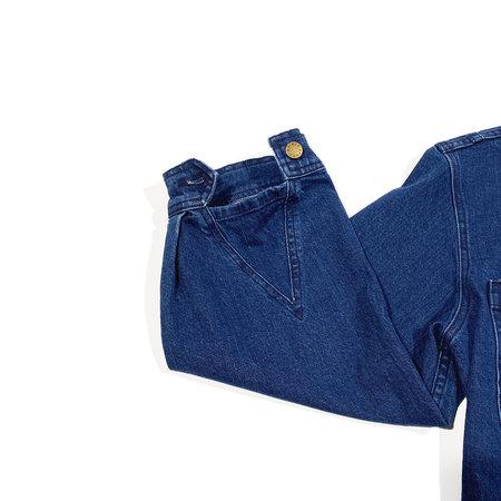 Apiece Apart Marpessa Denim Jacket - Enzyme Wash