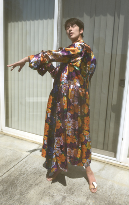 Renata Brenha Sonora Dress No. 2 - Floral Multi