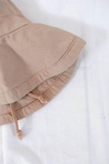 Genna Shrosbree Sun Hat - Naturally-Dyed Dusty Pink