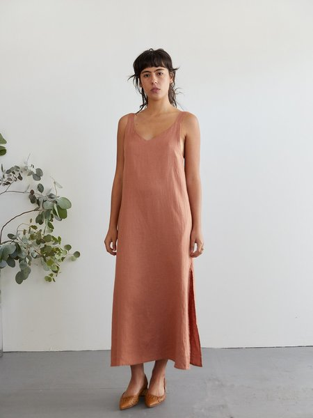Sugar Candy Mountain Violet Dress - Dune