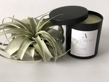 Alchemy Co. Candle - Wood