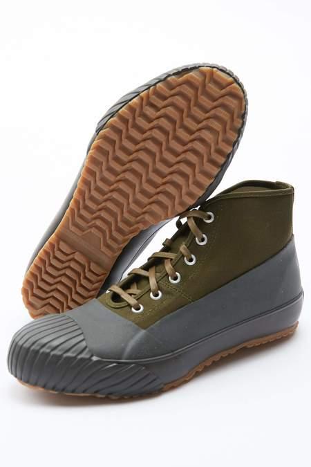 MoonStar Shoes Alweather Sneakers - Khaki