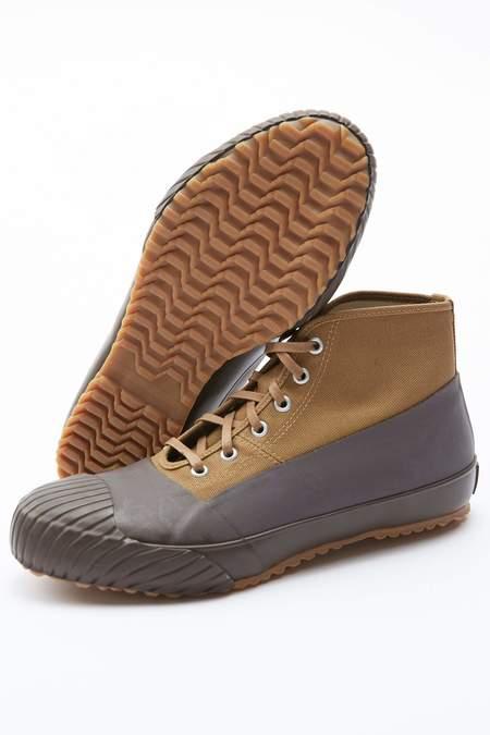 MoonStar Shoes Alweather Sneakers - Brown