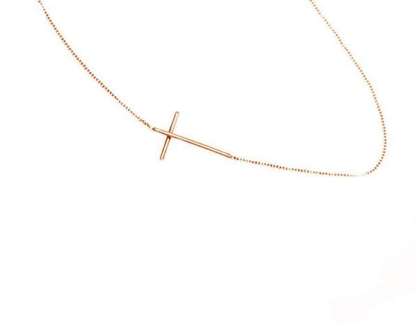 Gabriela Artigas Compass Necklace in Rose Gold