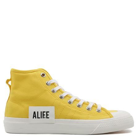 adidas Originals by ALIFE Nizza Hi sneakers - Yellow