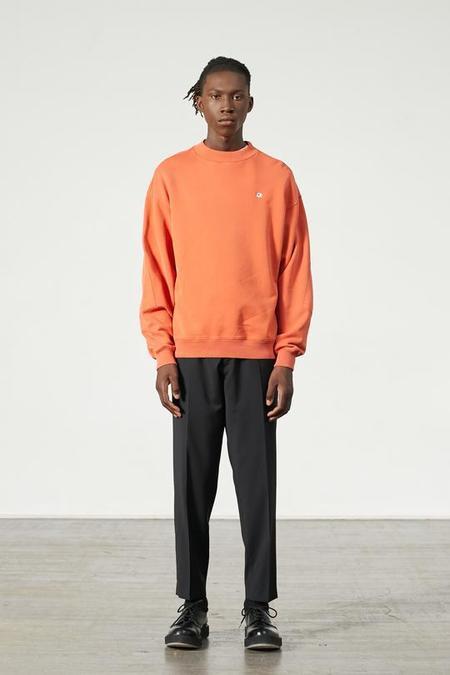 Études Studio National Crew Sweatshirt - Orange