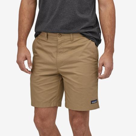 "Patagonia Men's Lightweight All-Wear Hemp 8"" Shorts - Mojave Khaki"