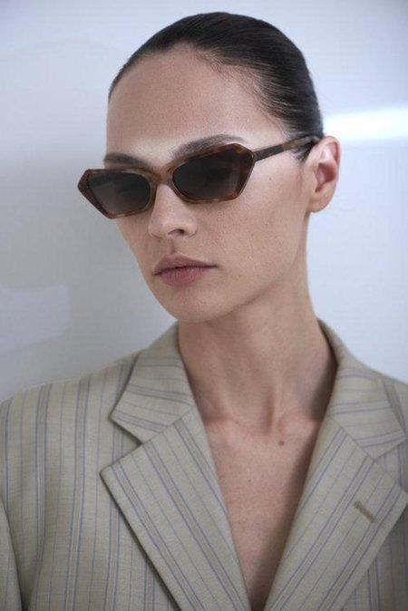 Carla Colour Batu Sunglasses - Ombre/Heart