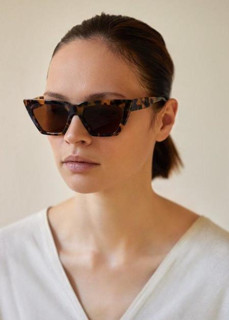 Carla Colour Kenzie Sunglasses - Magnatort
