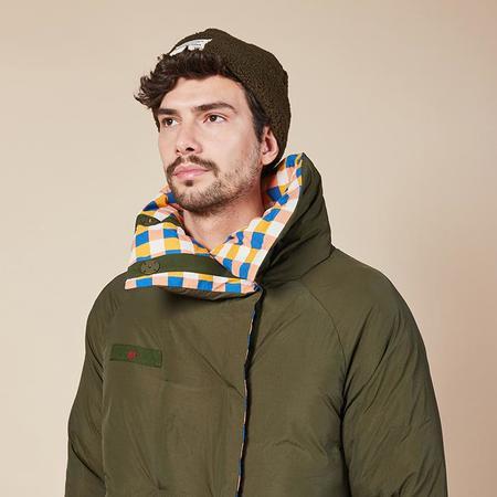 Unisex Bobo Choses Sheepskin Hat - Green
