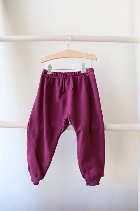 Kids Nico Nico Sera Harem Sweatpants - Berry