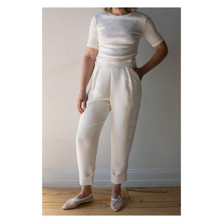 Rachel Comey Westside Pant - Ivory