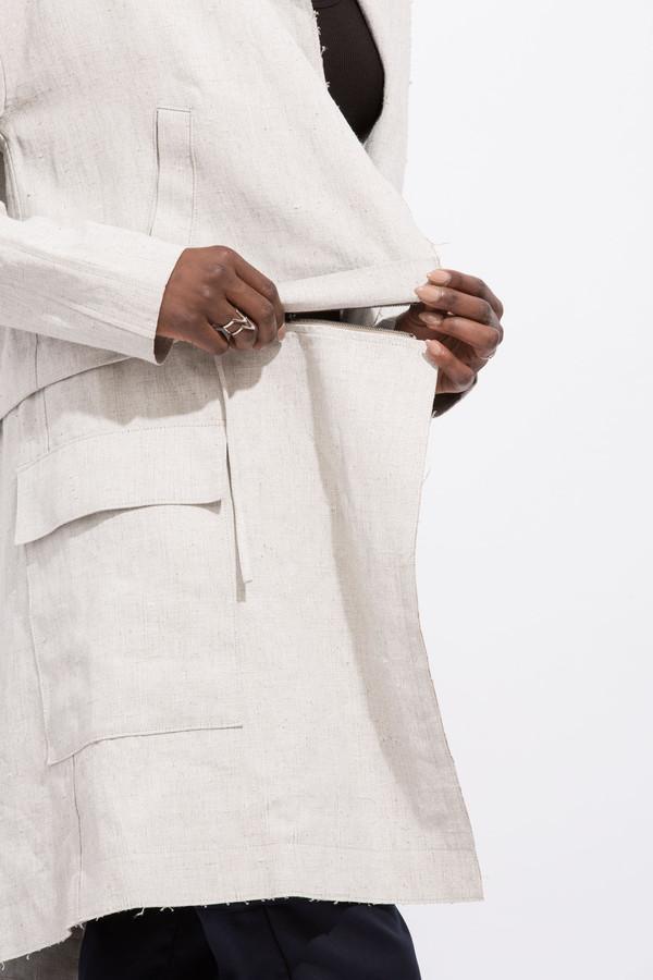 SCHAI Double Duty Coat