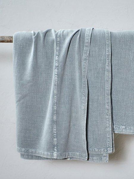 Nkuku Abeto Large Table Cloth - Washed Grey