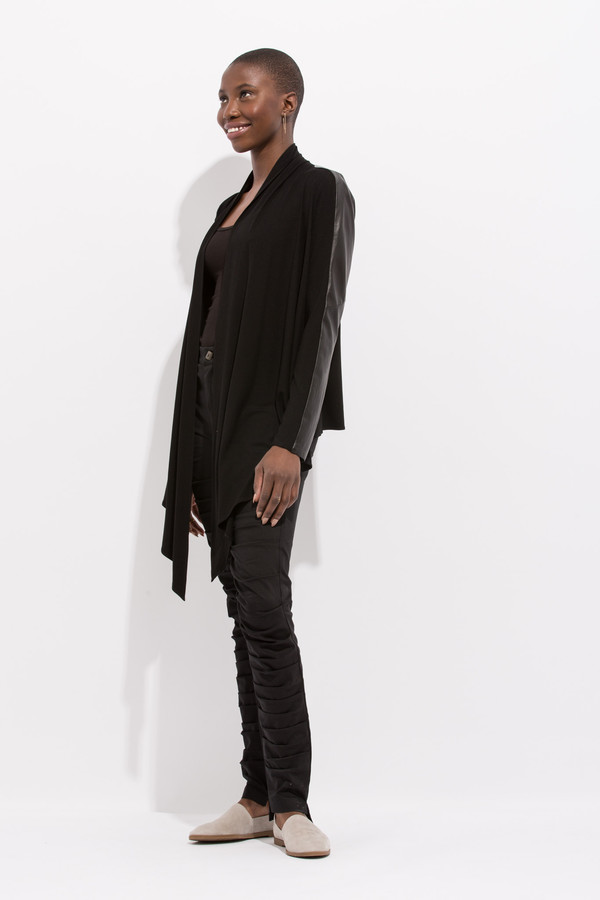 Another Garde Le Moto Cardigan