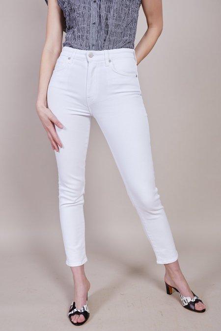 CQY Denim BFF Jean - White