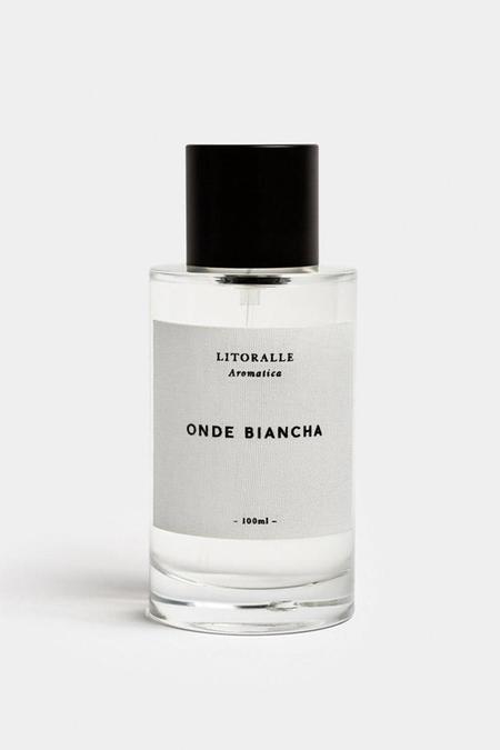 Litoralle Aromatica Onde Biancha Eau De Toilette - Clear