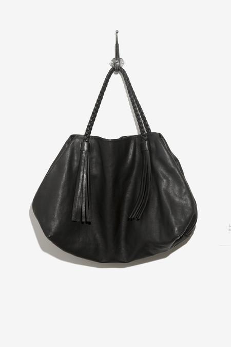 Moses Nadel Tote Bag Black