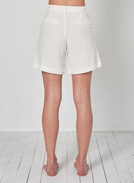 Rollas Horizon Linen Short - Vintage White