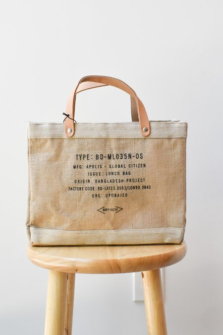 Apolis Hawaii Petite Market Bag