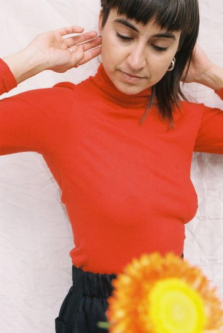 Mimi Holvast Skivvy - Poppy Red
