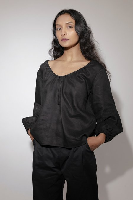 BEFORE MARCH Remie Blouse