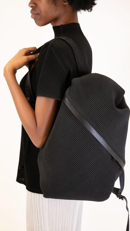 Issey Miyake Pleats Please Bias Backpack - Black