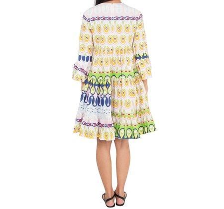 La Double J Bambi Dress - Rio Print