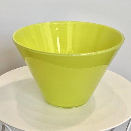 Cedric Mitchell Design Masai Glass Bowl - Mint