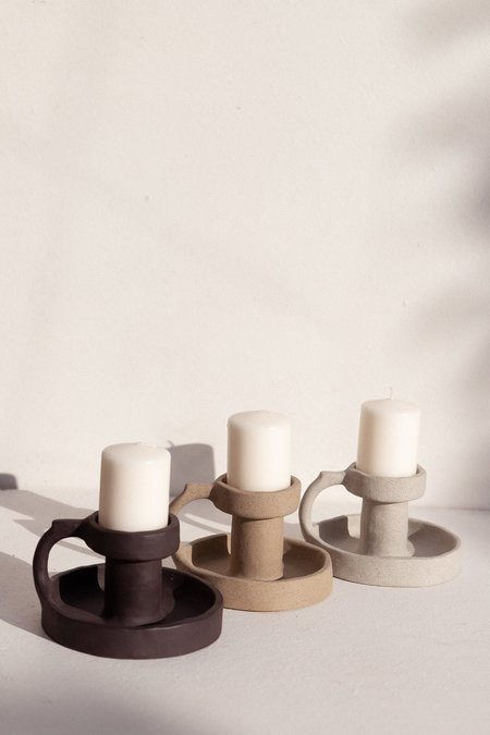 Clae Studio Candle holder - Earth