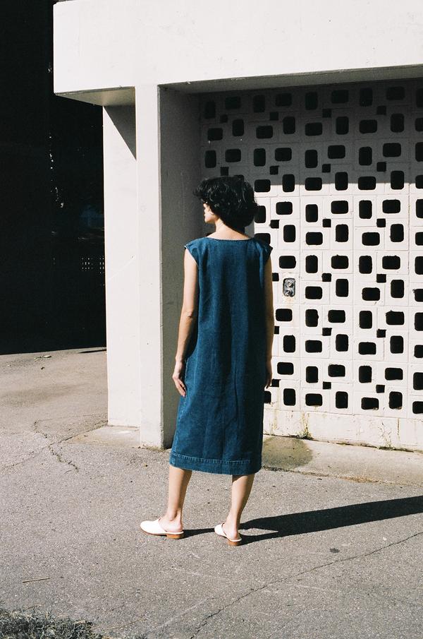Ilana Kohn Lilly Dress - denim