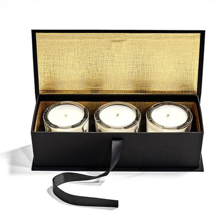 Voyage Et Cie Spring Set of Three Candles