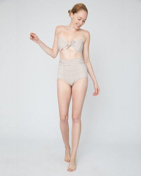 INGA-LENA The Jelena Bikini - Natural Clay