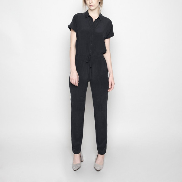 7115 by Szeki Silk Jumpsuit