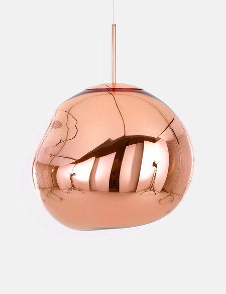 Tom Dixon Melt Pendant LED Light - Copper