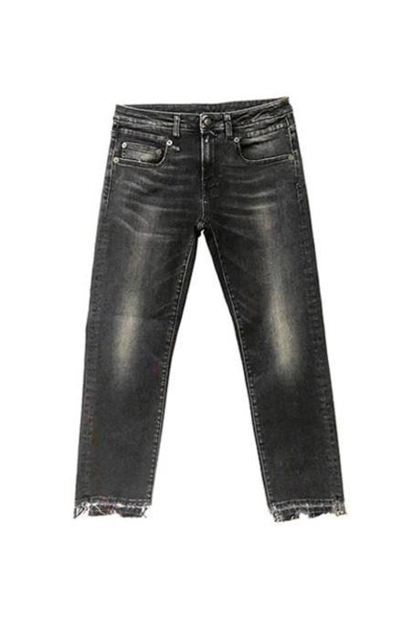 R13 Boy Straight Jean - Strumblack
