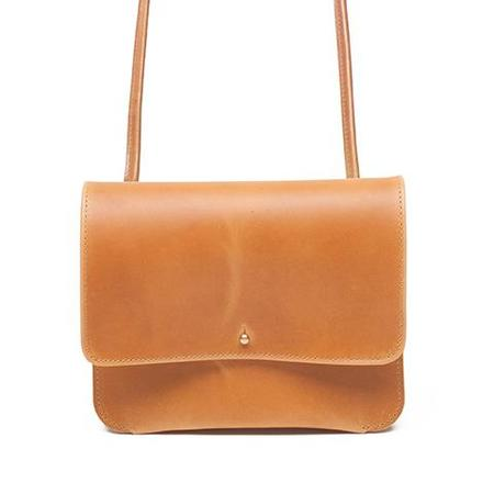 Erin Templeton Sunday Best Leather Bag - Blonde