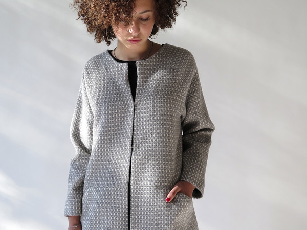 Erica Tanov Atlas Coat