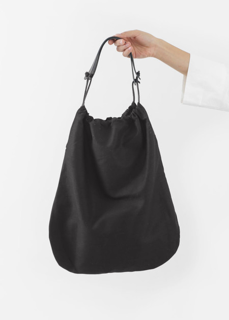 Erin Templeton Black Grocery Bag