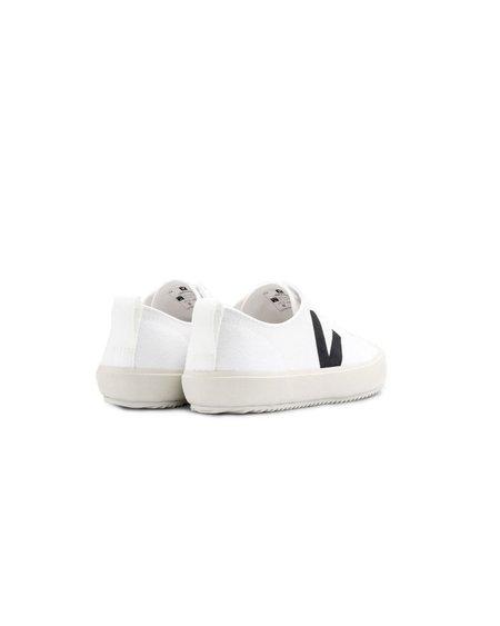 VEJA Zapatillas Nova Canvas Sneakers - White/Black