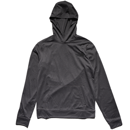 THE NORTH FACE Kickaround Pullover Hoodie - Mid Grey Heather