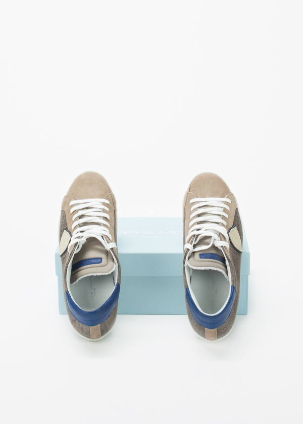 Philippe Model Classic Low Top Sneaker