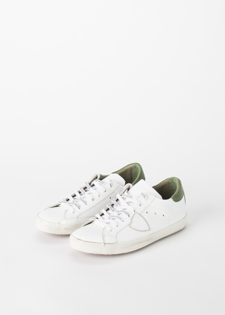 Philippe Model Classic Low Top Sneaker