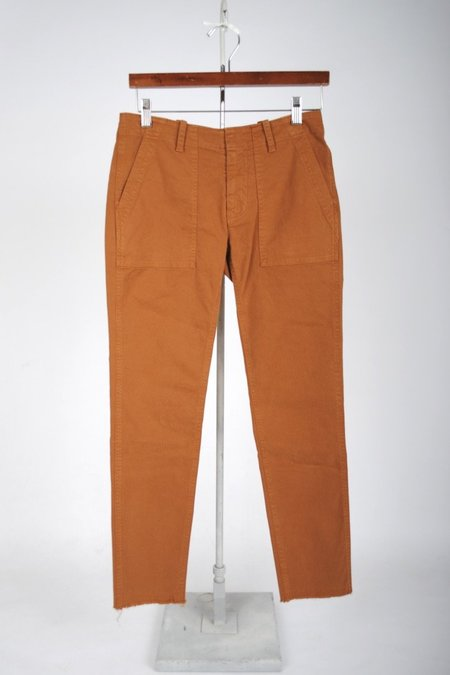 Ulla Johnson Jenna Pant - Whiskey